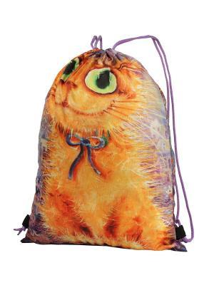 Мешок NOSIMOE. Цвет: светло-оранжевый