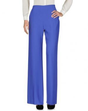 Повседневные брюки EMANUEL UNGARO. Цвет: синий