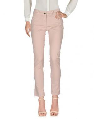 Повседневные брюки MICHAEL FORPUS. Цвет: розовый