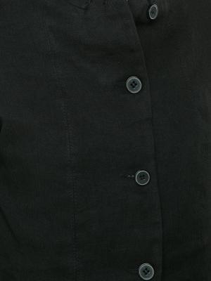 Приталенный пиджак A Diciannoveventitre. Цвет: чёрный