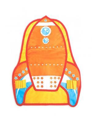 Органайзер на спинку сиденья PHANTOM.. Цвет: оранжевый, белый, желтый