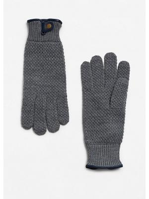 Перчатки p - PAUL MANGO MAN. Цвет: серый