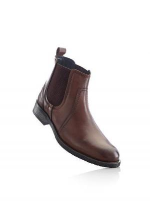 Ботинки челси. Цвет: темно-коричневый