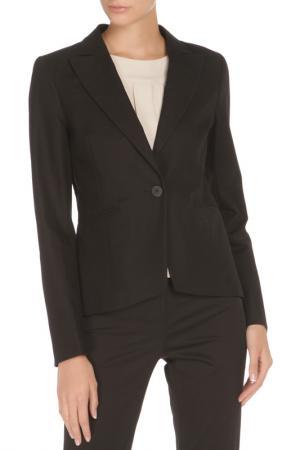 Пиджак TWIN-SET. Цвет: черный
