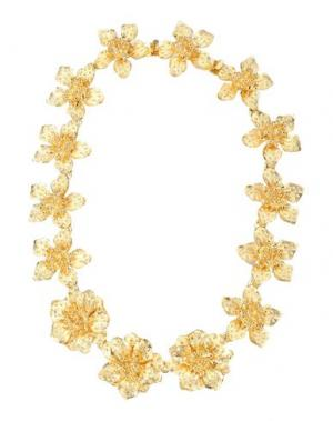 Ожерелье KENNETH JAY LANE. Цвет: золотистый