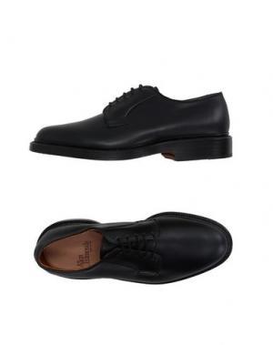 Обувь на шнурках ALLEN EDMONDS. Цвет: черный