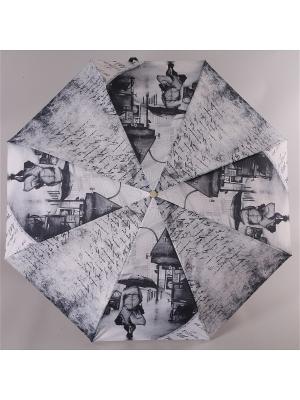 Зонт Trust. Цвет: серый