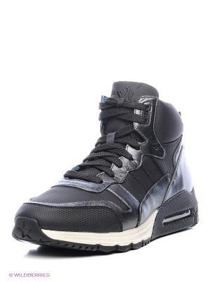 Кроссовки ASH. Цвет: черный, синий