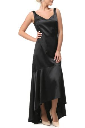 Платье JULIET ROSES. Цвет: черный