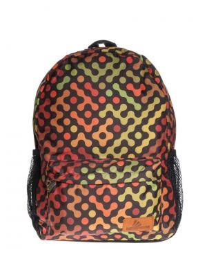 Рюкзак ПодЪполье. Цвет: черный, зеленый, красный, оранжевый, желтый