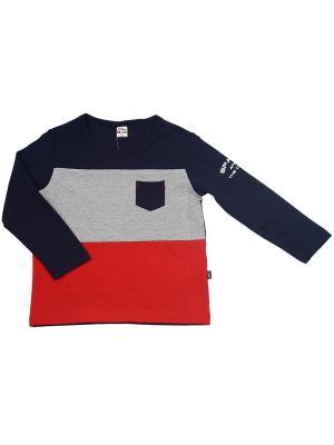Джемпер Mini Maxi. Цвет: красный
