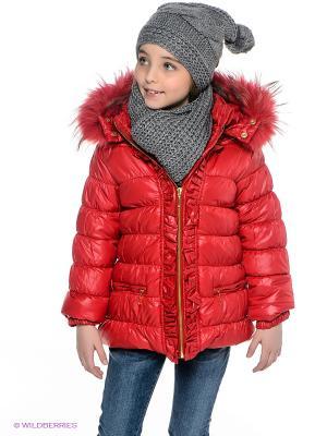 Куртка Wojcik. Цвет: красный