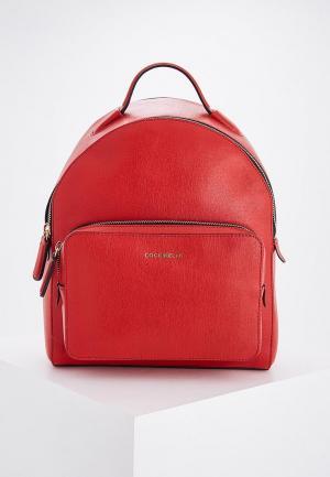 Рюкзак Coccinelle. Цвет: красный