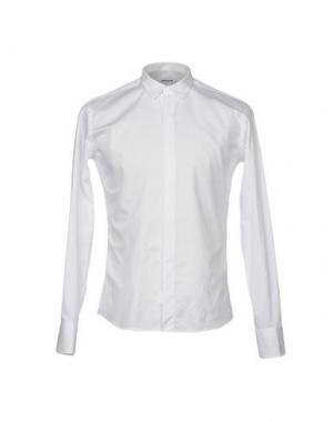 Pубашка TAKESHY KUROSAWA. Цвет: белый