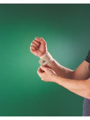 Бандаж лучезапястный мягкий, 2081, ОРРО OppO Medical Inc.. Цвет: бежевый