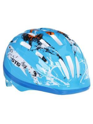 Шлем STG. Цвет: синий