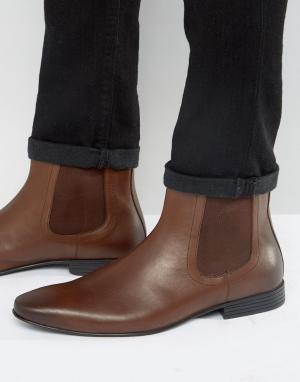 KG Kurt Geiger Ботинки челси By Kempston. Цвет: коричневый