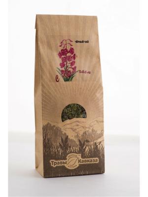Чай черный с иван-чаем Травы Кавказа. Цвет: зеленый