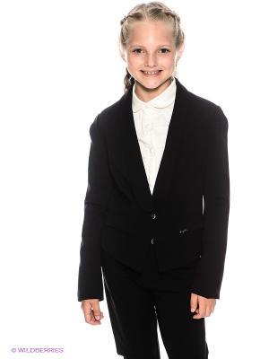 Пиджак Vitacci. Цвет: черный