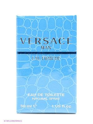 Versace Eau Fraiche М Товар Туалетная вода 30 мл. Цвет: прозрачный