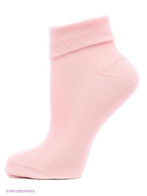 Носки Malerba. Цвет: зеленый, бежевый, розовый