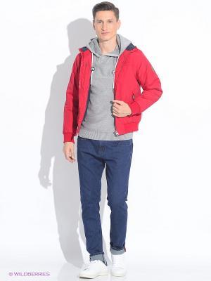 Куртка Catbalou. Цвет: бордовый