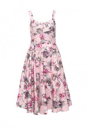 Платье Stella Morgan. Цвет: розовый