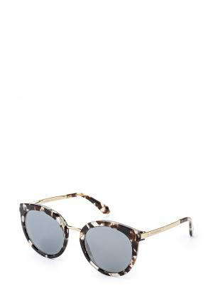 Очки солнцезащитные Dolce&Gabbana. Цвет: разноцветный