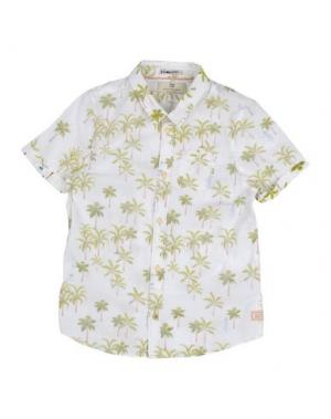 Pубашка SCOTCH & SHRUNK. Цвет: белый