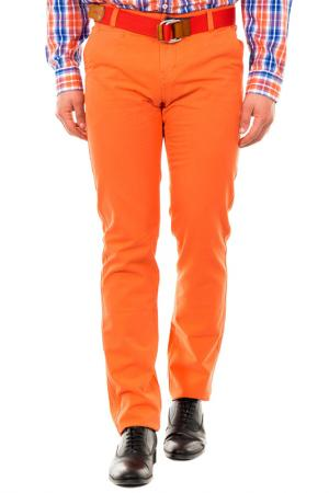Брюки MCGREGOR. Цвет: оранжевый