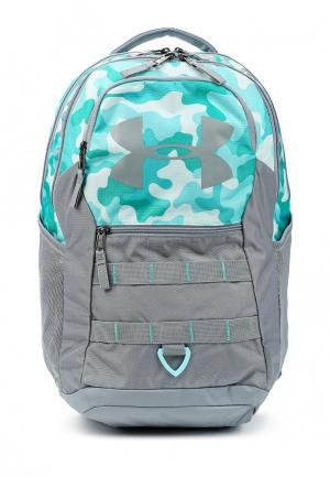 Рюкзак Under Armour. Цвет: серый