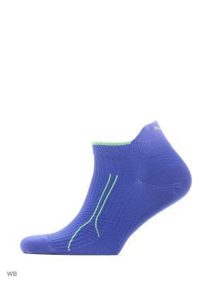 Носки PUMA CELL RUN SNEAKER 1P. Цвет: синий