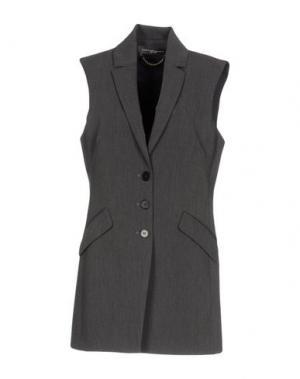 Пиджак CARLA MONTANARINI. Цвет: свинцово-серый