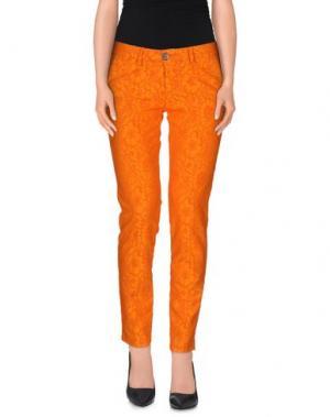 Повседневные брюки BASICON. Цвет: оранжевый