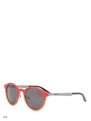 Солнцезащитные очки CARRERA 5022S XP4. Цвет: серебристый, красный