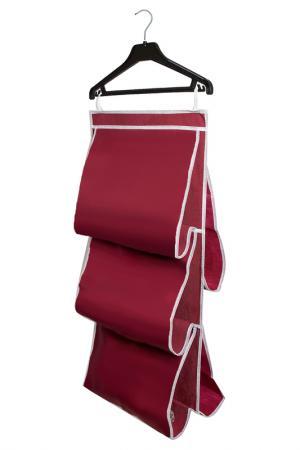 Органайзер для сумок HOMSU. Цвет: бордовый