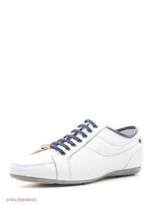 Туфли Franco Bellucci. Цвет: белый
