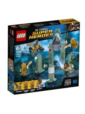 Super Heroes Битва за Атлантиду 76085 LEGO. Цвет: синий