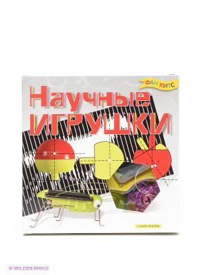 Научные игрушки Fun kits. Цвет: серый