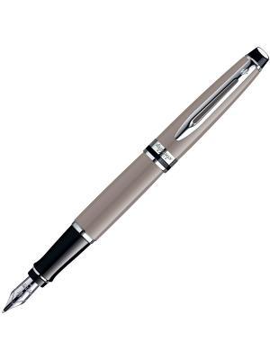 Ручка перьевая EXPERT Taupe CT Waterman. Цвет: коричневый