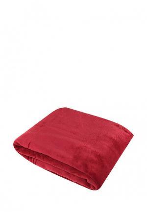 Плед El Casa. Цвет: красный