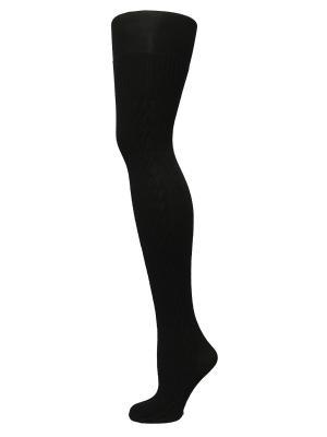Колготки Фантазия, модель VOYAGE UP 08 Giulia. Цвет: черный