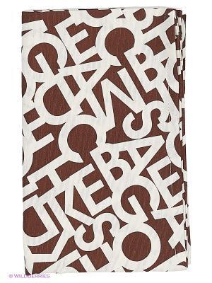 Дорожка Alba Venge T&I. Цвет: коричневый, белый