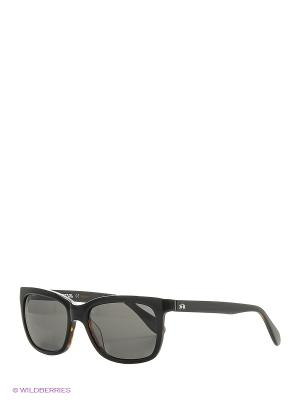 Солнцезащитные очки LM 514 01 La Martina. Цвет: черный