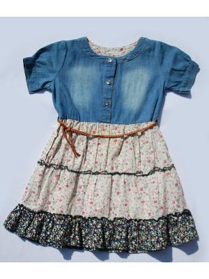 Платье для девочки La Pastel