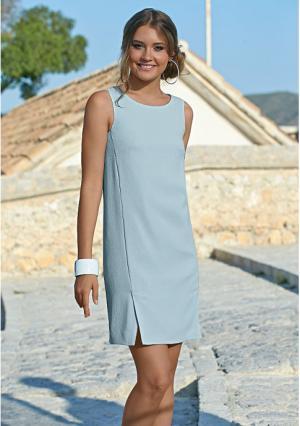 Платье Y.O.U.. Цвет: голубой