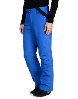 Лыжные брюки PEAK PERFORMANCE. Цвет: ярко-синий