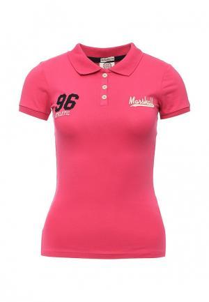 Поло Marshall Original. Цвет: розовый
