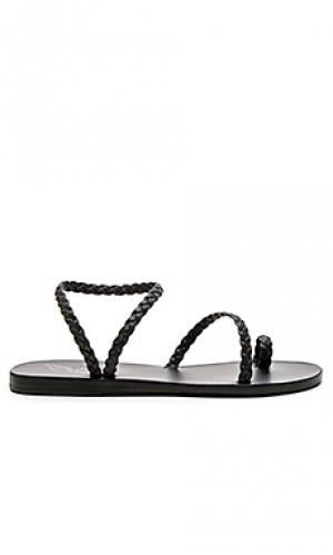 Сандалии eleftheria Ancient Greek Sandals. Цвет: черный