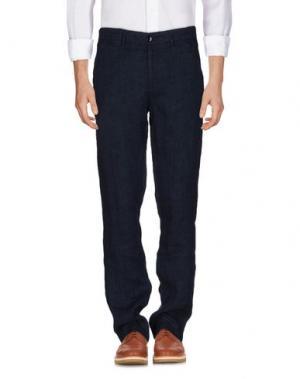 Повседневные брюки C.P. COMPANY. Цвет: грифельно-синий